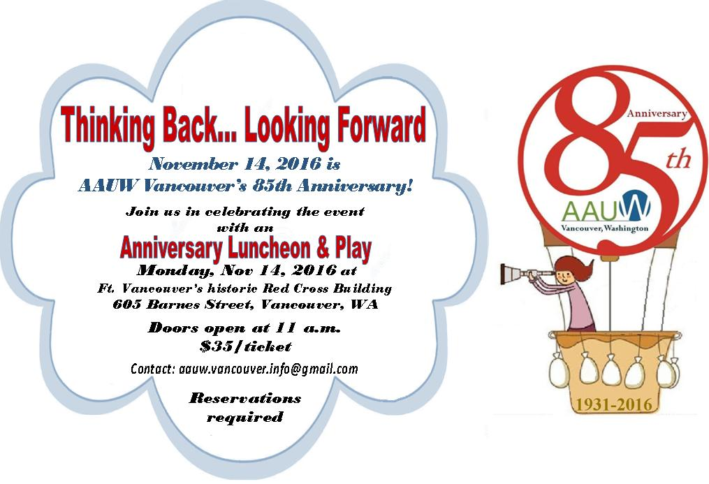 85th Anniversary Luncheon for home page Sep 2016
