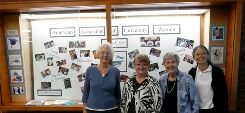 Library Display committee