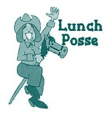 AAUW Vancouver Lunch Posse Interest Group logo